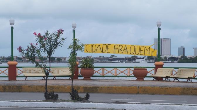 Da necessidade de outro olhar sobre as remoções em comunidades pobres pelo Brasil